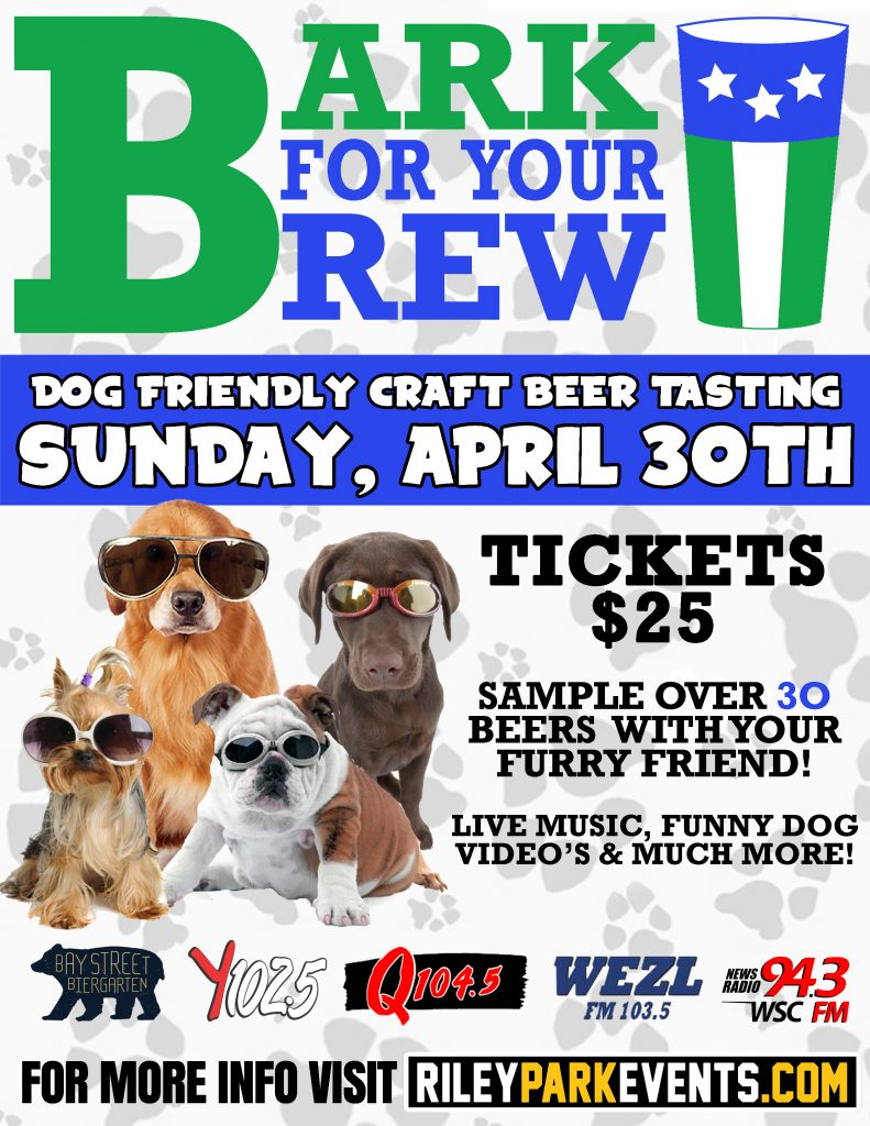 Bark 4 Brew Flyer 17