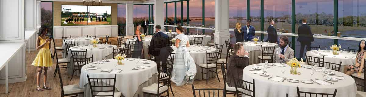 Elegant Dining with a VIEW