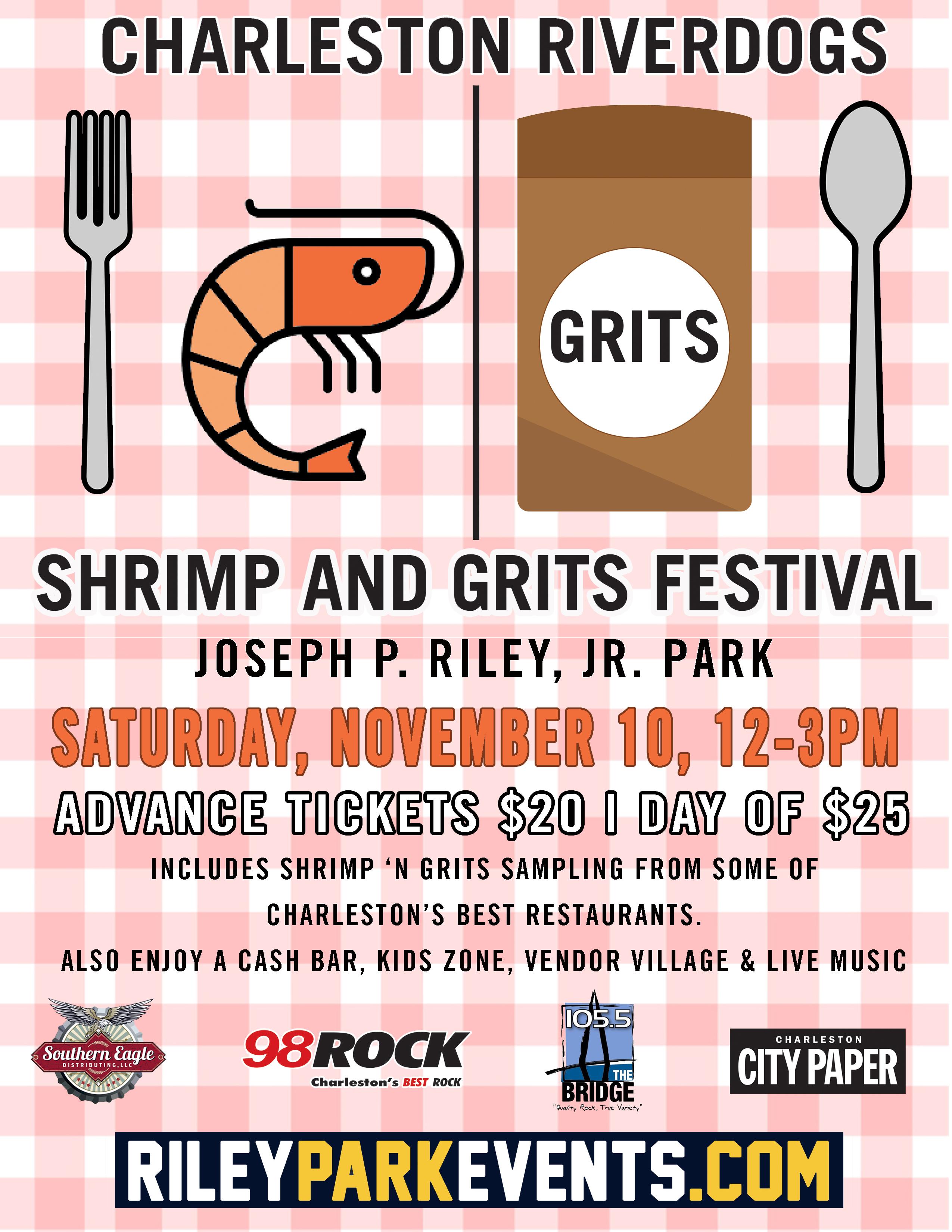 Shrimp N Grits Flyer18