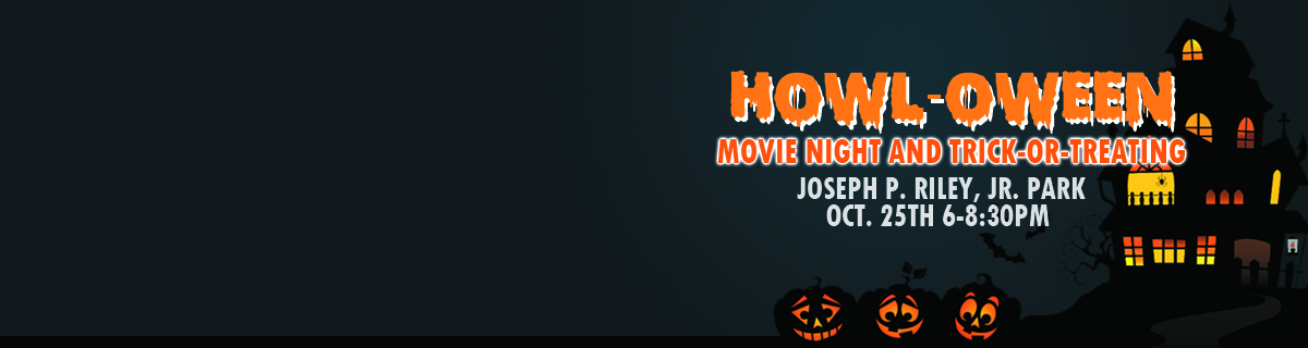 Howl-oween Movie Night
